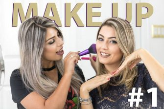 Make Up com Naty Meireles na ULTA Beaulty