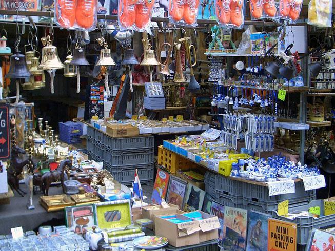 Flea Market em Orlando