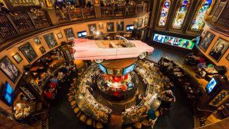 Hard Rock Cafe em Orlando