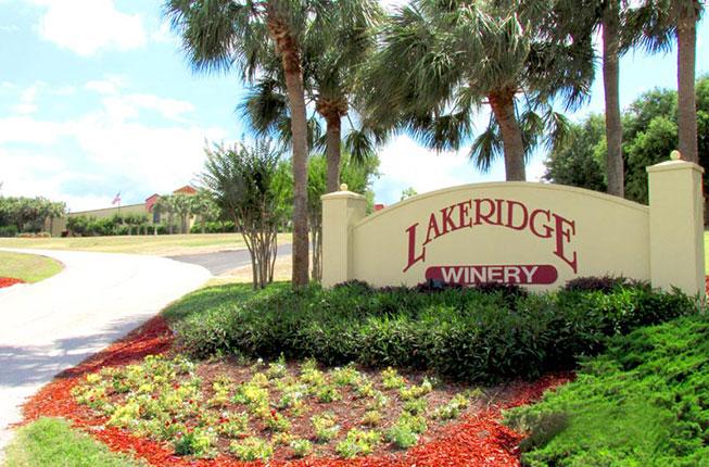 Lakeridge Winery & Vineyards