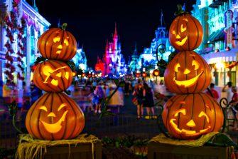 Mickey's Not-So-Scary