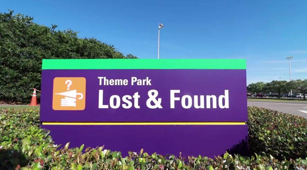 Achados e Perdidos - Parques da Disney