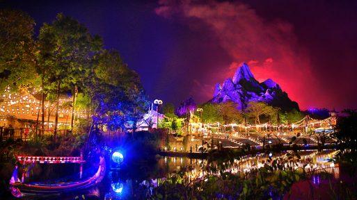 Rainforest Cafe - Animal Kingdom - Disney World