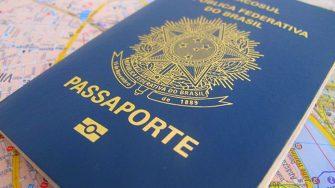 Como tirar passaporte e Visto Americano