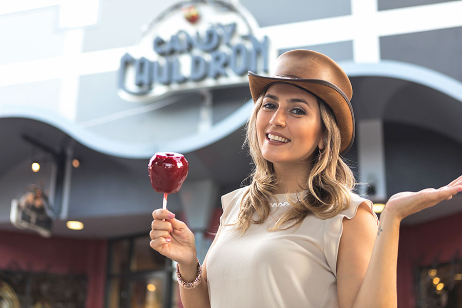 Candy Cauldron – A loja de doces em Disney Springs