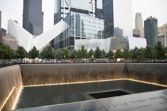 Ground Zero World Trade Center - New York