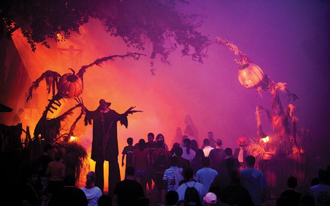 Halloween Horror Nights no Universal Studios