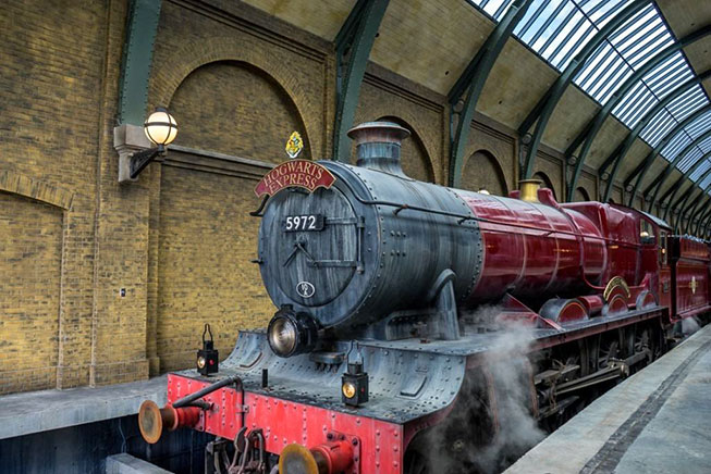 Hogwarts Express - Islands Of Adventure