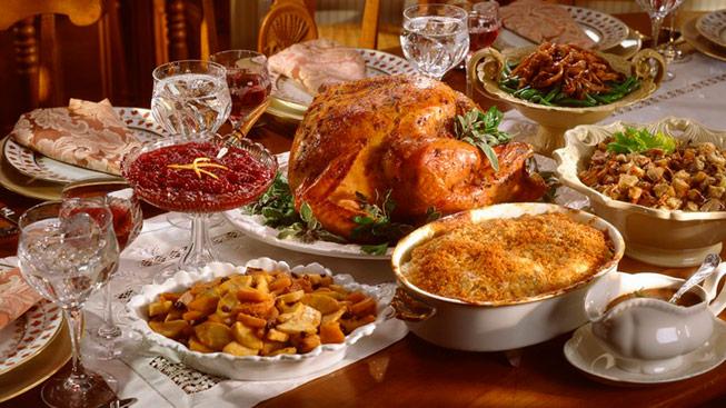 """Conheçam os principais pratos do """"Thanksgiving Day"""""""