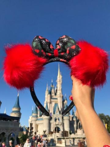 Festa de Natal do Mickey no Magic Kingdom