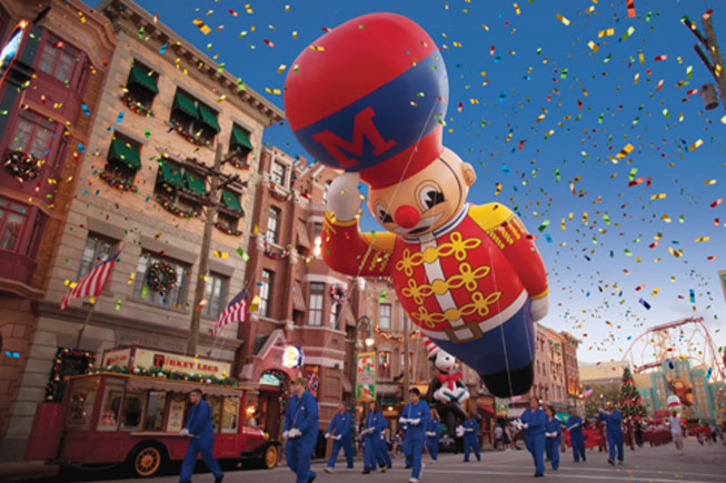 Macy's Thanksgiving Day Parade universal