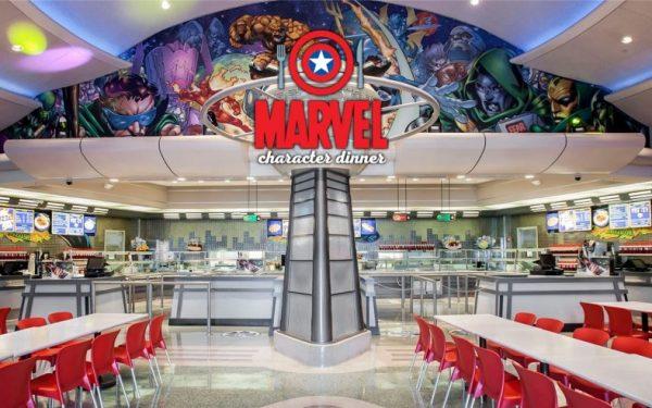 Super Heroes Marvel - Universal Studios