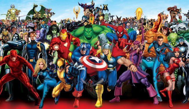 Marvel Super Herois - Universal Orlando