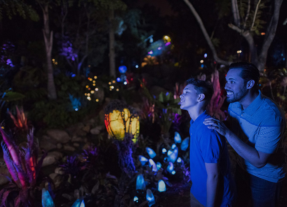 Pandora - Avatar - Disney Animal - Kingdom - Orlando