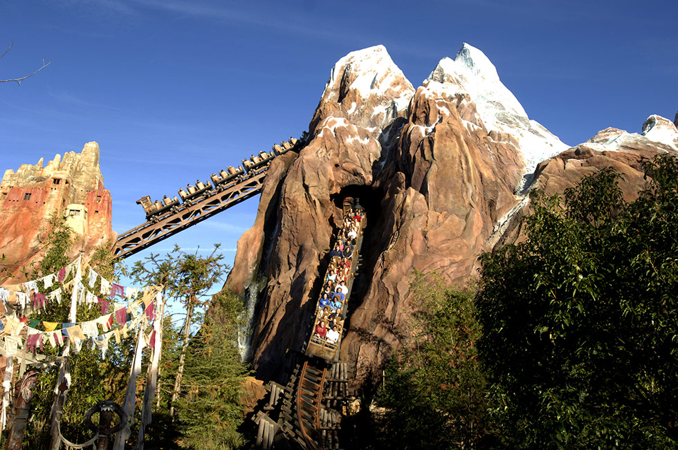 Expedition Everest - Animal Kingdom, Orlando, Disney World