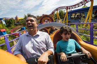 Dia dos Pais na Disney Orlando